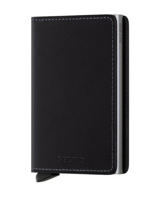 Secrid Wallets S_OR - Zwart