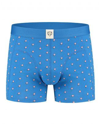 A-dam Underwear John - Middelblauw