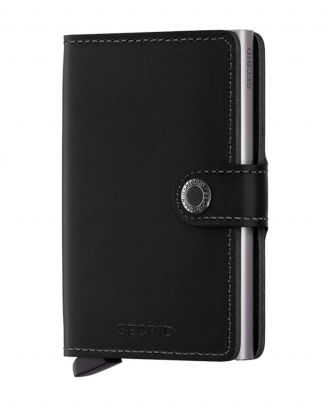 Secrid Wallets Miniwallet Original - Zwart