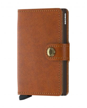 Secrid Wallets Miniwallet Original - Middelbruin