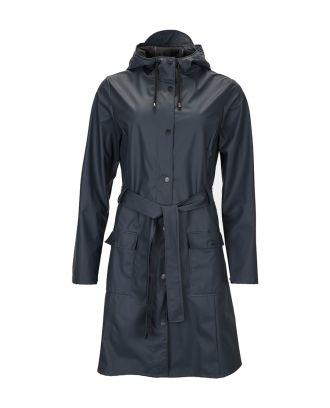 Rains 1206.Curve Jacket - Blauw
