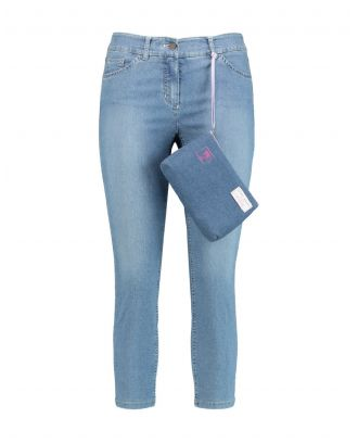 Gerry Weber Edition 92335-67813 - Denimblauw