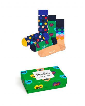 Happy Socks XFAT08.Father's Day - Diversen