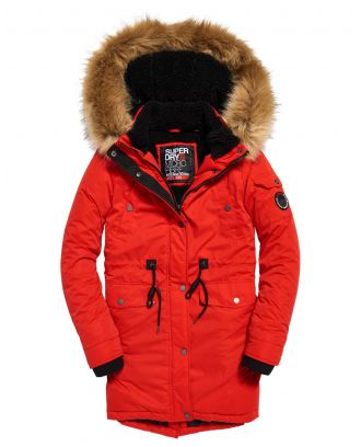 Superdry W5000012A - Rood