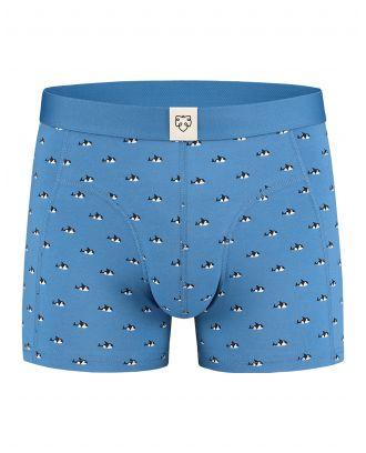 A-dam Underwear Willy - Blauw