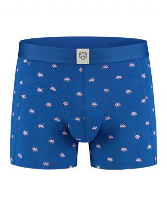 A-dam Underwear Ivo - Middelblauw