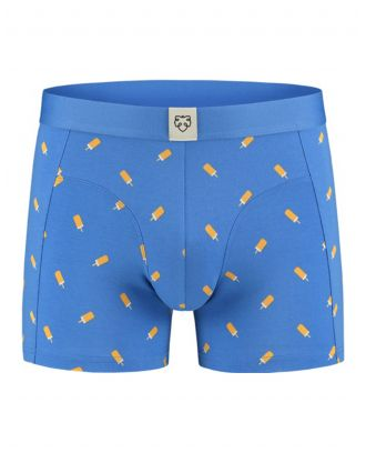 A-dam Underwear Splinter - Blauw