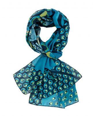 Frank Walder 209770 - Turquoise blauw