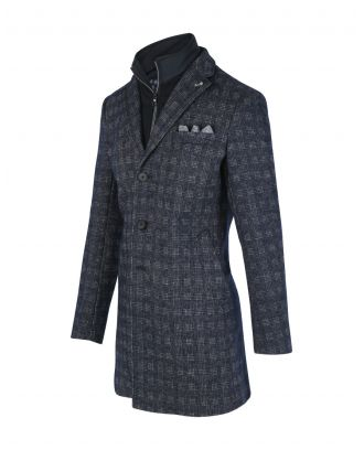 Blue Industry OBIW19-M34 - Donkerblauw