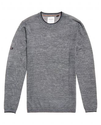 Superdry M6100013A - Donkergrijs