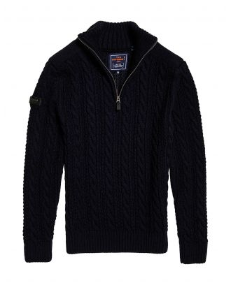 Superdry M6100022A - Donkerblauw