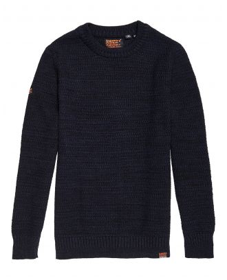 Superdry M6100024A - Donkerblauw