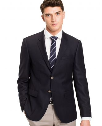 Tommy Hilfiger Tailored TT0TT02201 - Donkerblauw