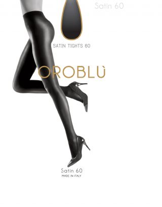Oroblu OR1146010.SATIN - Donkerbruin