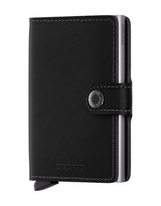 Secrid Wallets M_OR - Zwart
