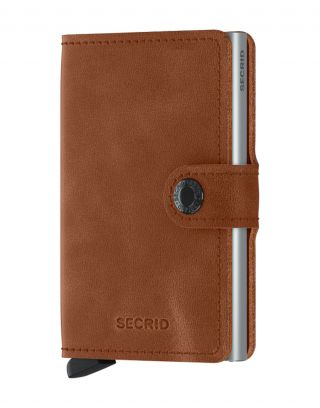 Secrid Wallets M_VI - Roest
