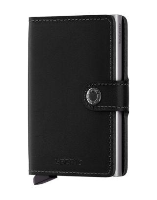 Secrid Wallets Miniwallet Original - Zwart