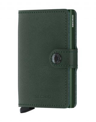 Secrid Wallets Miniwallet Original - Groen
