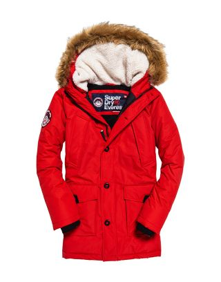 Superdry M5000040A - Rood