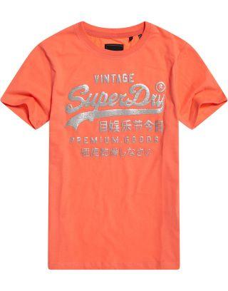 Superdry W1010049A - Oranje