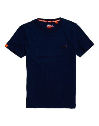 Superdry M1010024A - Donkerblauw