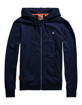 Superdry M2010093A - Donkerblauw