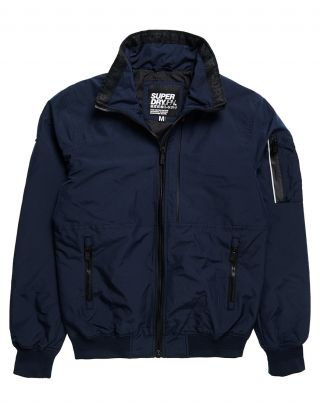 Superdry M5010046A - Donkerblauw