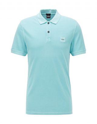 Boss Casual 50378365 - Turquoise blauw