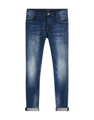 Scotch & Soda 144785 - Denimblauw