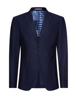 Tommy Hilfiger Tailored TT0TT07105 - Donkerblauw