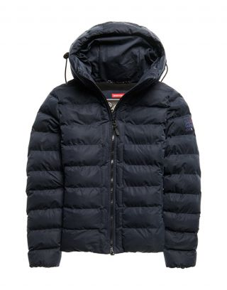 Superdry W5010296A - Donkerblauw