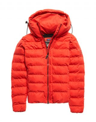 Superdry W5010296A - Rood