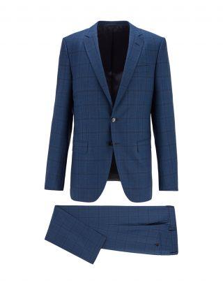 Boss Business 50438532 - Donkerblauw