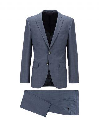Boss Business 50438472 - Donkerblauw