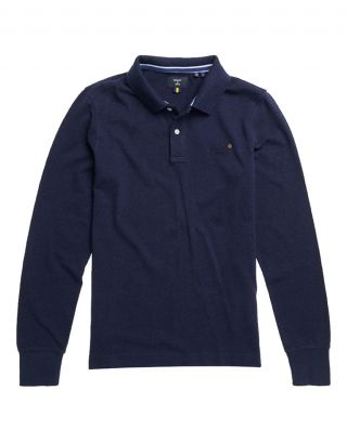Superdry M1110093A - Donkerblauw