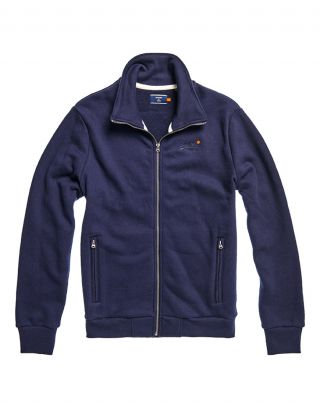 Superdry M2010373A - Donkerblauw