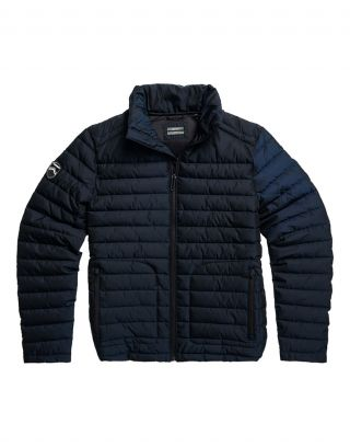 Superdry M5010206A - Donkerblauw