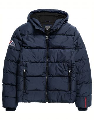 Superdry M5010227A - Donkerblauw
