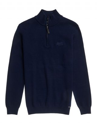 Superdry M6110078A - Donkerblauw