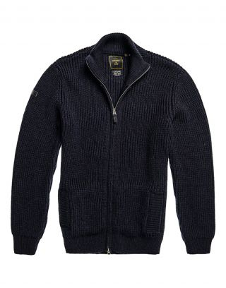 Superdry M6110100A - Donkerblauw