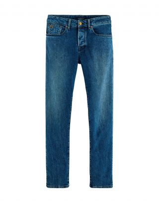 Scotch & Soda 156721 - Denimblauw