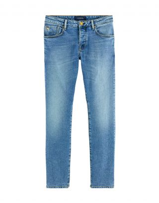 Scotch & Soda 156735 - Denimblauw