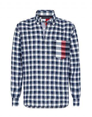 Tommy Hilfiger Menswear MW0MW13945 - Blauw