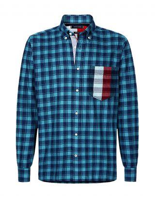 Tommy Hilfiger Menswear MW0MW13945 - Turquoise blauw