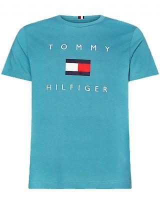 Tommy Hilfiger Menswear MW0MW14313 - Turquoise groen