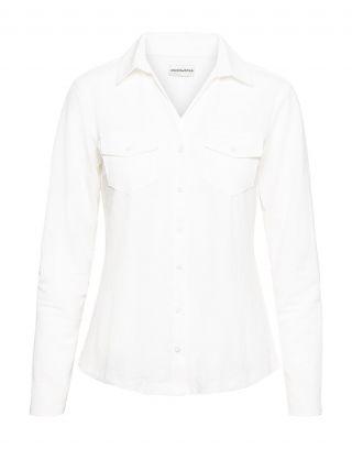 &Co Woman BL121.Lino - Off white