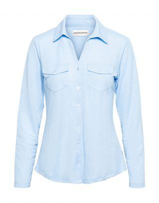 &Co Woman BL121.Lino - Lichtblauw
