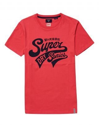 Superdry M1010881A - Rood