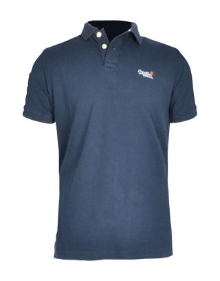 Superdry M1110031A - Donkerblauw