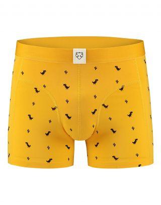 A-dam Underwear Dino - Geel